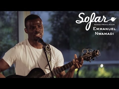 Emmanuel Nwamadi - Elastic Heart/Swim Good (Sia/Frank Ocean cover) | Sofar London