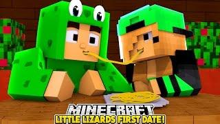 LITTLE LIZARDS FIRST DATE!!! - Minecraft Little Club Adventures