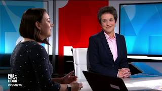 Amy Walter and Tamara Keith on President Trump's shifting campaign strategy