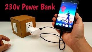 230 voltluk Güç Banka Yapmak için nasıl ev Yapımı