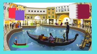 Video QATAR, the battery operated GONDOLAS of the VILLAGGIO SHOPPING MALL in DOHA download MP3, 3GP, MP4, WEBM, AVI, FLV Agustus 2018