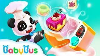 神奇的廚具 + 更多 | 寶寶學漢字 | 中文 | 兒童 | 卡通 | 動畫 | 合輯 | 寶寶巴士
