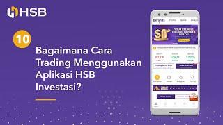 10. Bagaimana Cara Trading Menggunakan Aplikasi HSB Investasi? screenshot 2
