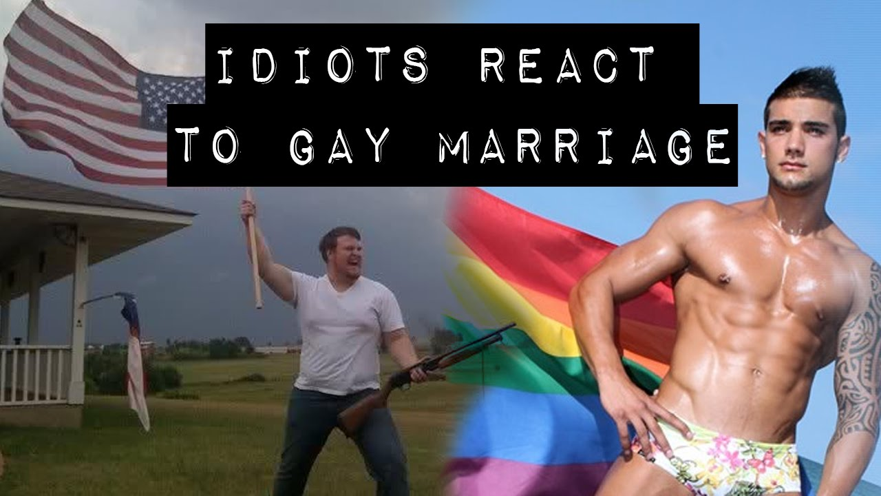 who forbids a gay marriage