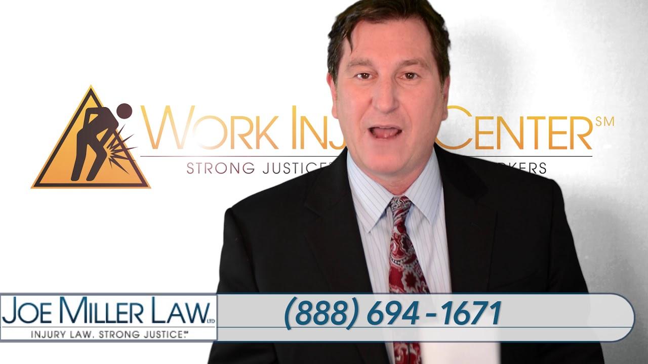 Workers' Compensation Settlement   Joe Miller Law, Ltd