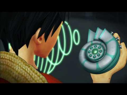 One Piece: Pirate Warriors 2 : All CutScenes ( English Sub )