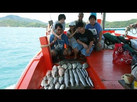 ทริปตกปลาตราด (Trat Fishing Trip)