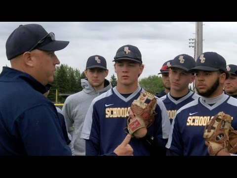 Schoolcraft College adds a baseball team that's winning their way into the playoffs