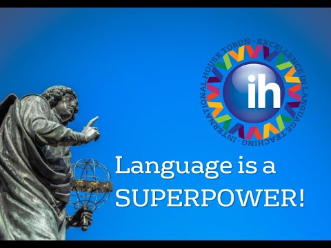 European Day Of Languages 2019: Language Is A SUPERPOWER