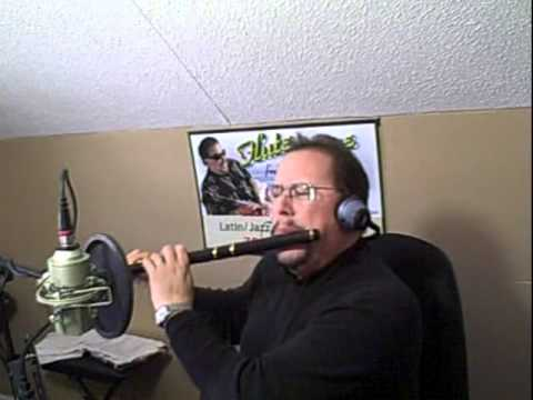 Rythm is gonna get you performed by Tommy Lopez on Flute