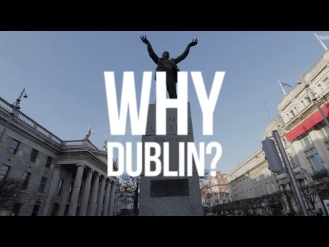Students talk about studying abroad in Dublin