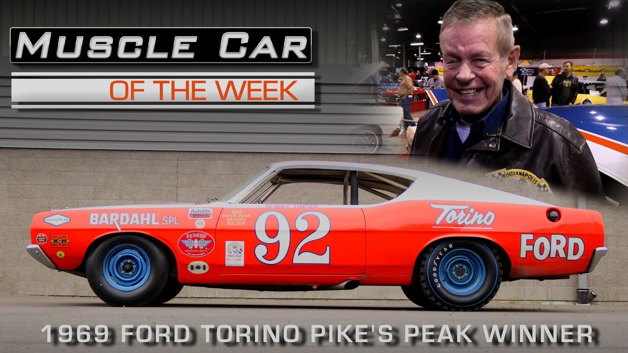 bobby unser interview and 1969 ford torino pikes peak. Black Bedroom Furniture Sets. Home Design Ideas