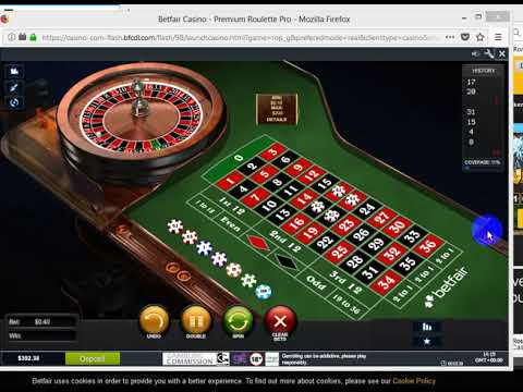 Roulette Betting Software