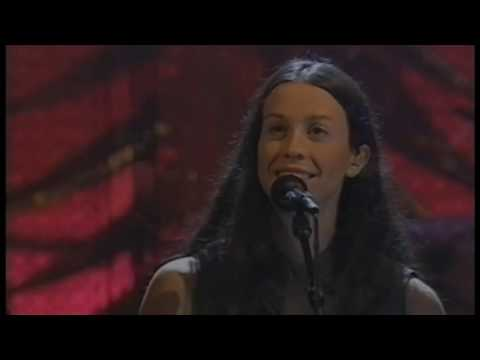 Alanis Morissette Performs 'You Learn' Live Video - ABC News