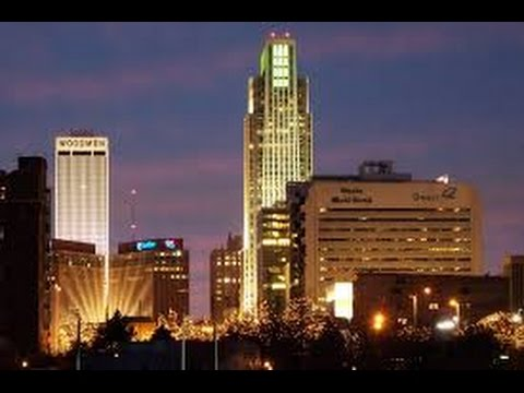 Omaha City in Nebraska USA || Travel 4 all