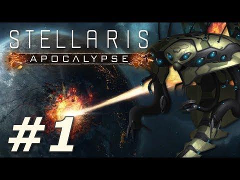 Stellaris: Apocalypse | The Synchronized - Part 1