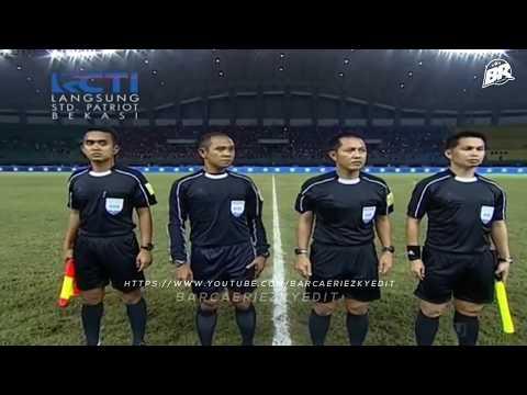 RESMI INDONESIA LOLOS piala dunia rusia 2018 TAKJUB MENANG TERUS vs GUYANA 2 1