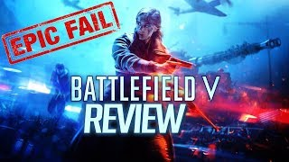 Battlefield 5 Xbox One X Campaign Review - SHORT, INCOMPLETE and AWFUL