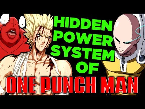 The BRILLIANT Power System of One Punch Man