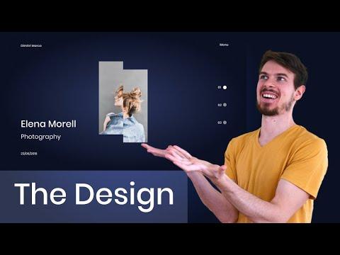 Design & Build A Website Crash Course - The Design thumbnail