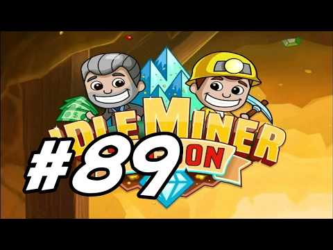"""Idle Miner Tycoon - 89 - """"Maxing Out Mine 4"""""""