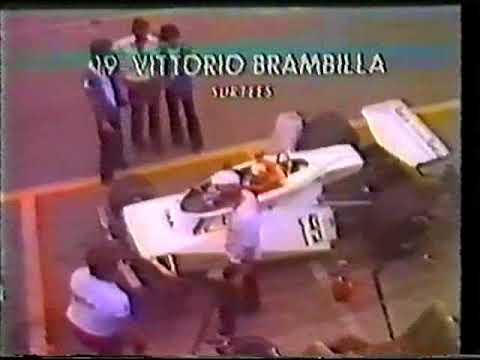 1977 - F1 - 2 GP Brazil (Complete race)