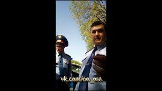 "ГАИ и шестерка прессуют водителя из-за ""КРИС-П""!!!"