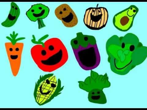 Vegetable Song For Kids