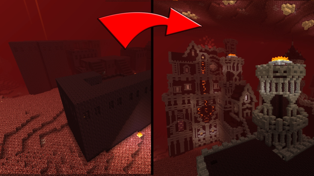 minecraft nether fortress guide