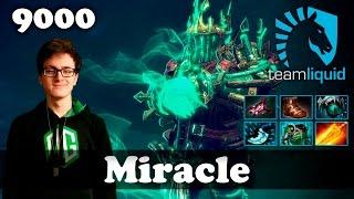 Miracle Wraith King | 9000 MMR Dota 2