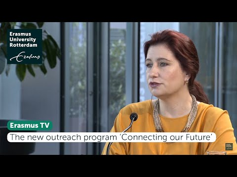Erasmus TV 40 - The new outreach program 'Connecting our Future'