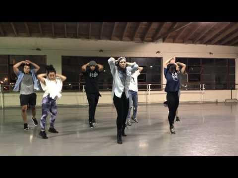 Whitney Houston - I'm your baby tonight - choreography by Leslie Panitchpakdi