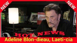 Adeline Blondieau, Laeticia Boudou : Deux fois, Johnny Hallyday a craqué pour la fille d'un