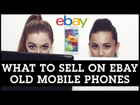 What To Sell On Ebay: Old Mobile Phones