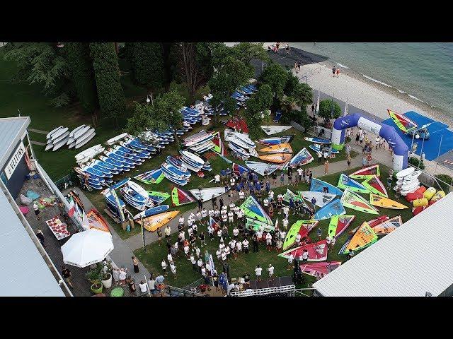 WINDSURFER WORLDS 2019 DAY1 Opening Ceremony