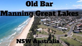 Gopro Karma Flight Over Old Bar Nsw Australia