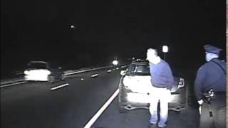 Police cam: Lambertville Mayor David DelVecchio is arrested on DWI charge