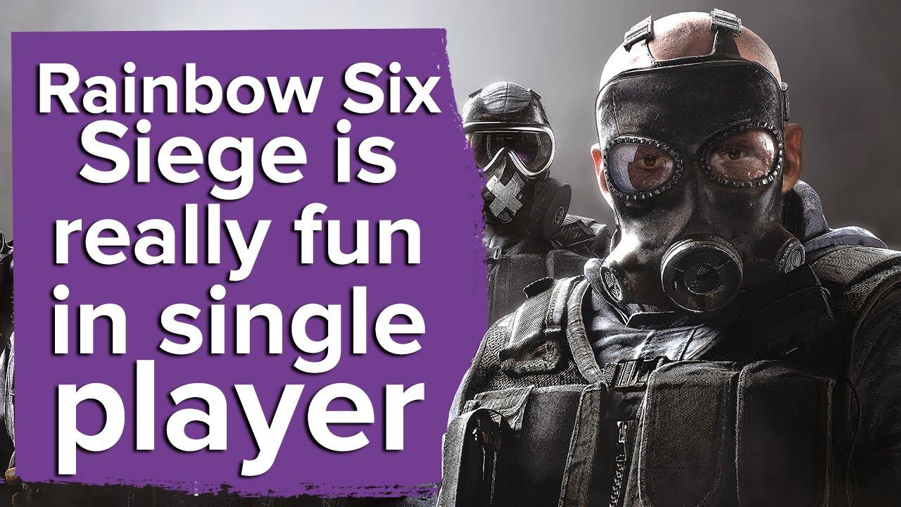 how to play rainbow six siege on pc controls