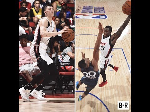 Tyler Herro And Kendrick Nunn Showed Out vs. T-Wolves (Full Highlights) | NBA Summer League