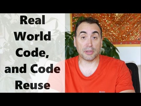 Real World Reusable Code