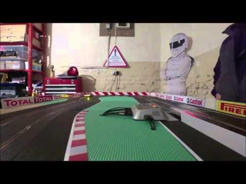 Exmoor Slot Racing Porsche Rotation