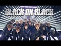 《POWERFUL》 NCT 2018엔씨티 2018 - Black On Black @인기가요 Inkigayo 20180422