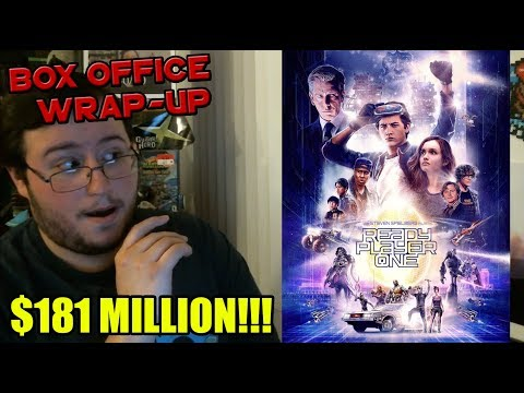 Ready Player One DOMINATES w/ 181 Million Dollars Worldwide! - Box Office Wrap-Up