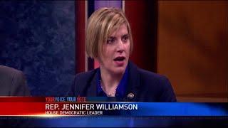 Jennifer Williamson CAUGHT LYING About