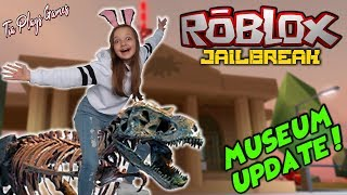 MUSEUM UPDATE IS OUT !! - Jailbreak, Mining Simulator and more !! - COME JOIN THE FUN ! - #166