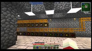 Technocraft # 40 - minecraft 2013 - Carpenter and thermionic fabricator -