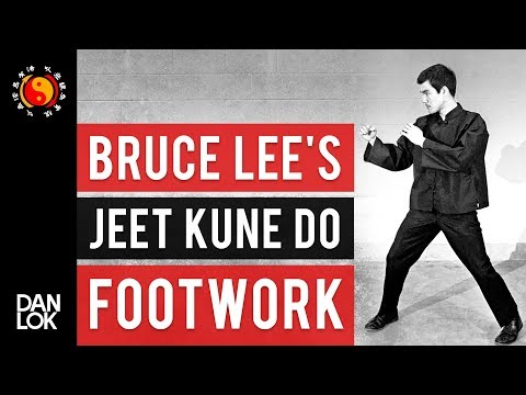 Bruce Lee's Jeet Kune Do – Footwork