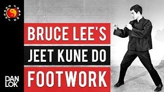 Bruce Lee's Jeet Kune Do – Footwork