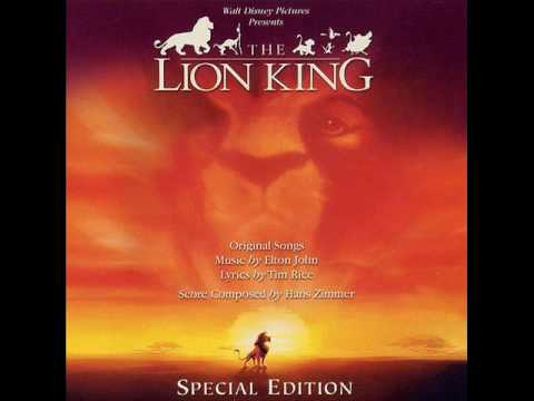 The Lion King Ost Liedtext Der Ewige Kreis Circle Of Life