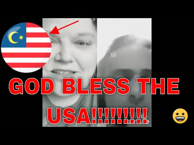 God Bless The USA GQ